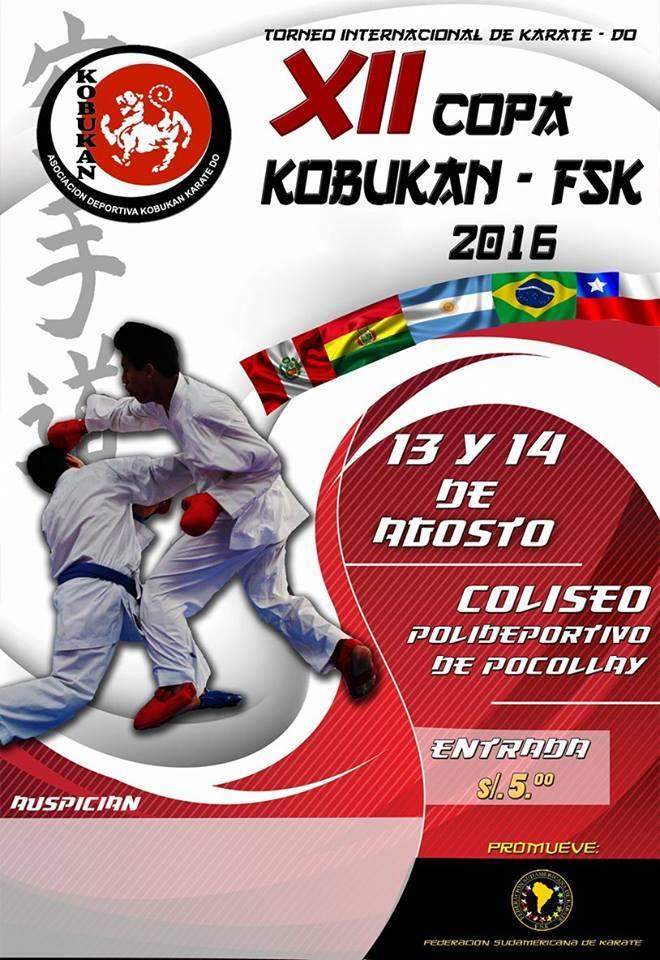 Copa Kobukan Sulamericana de Karate - FSK