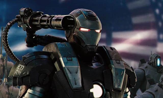 Maquina de Combate Marvel