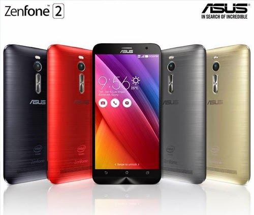 In January 6 2015 Asus ZenFone 2 Was Officially Announced By Chairman Mr Jonney Shih At CES Las Vegas