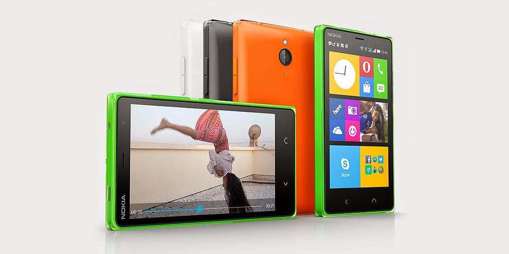 Nokia X2 Dual SIM Android Murah Harga Rp Sejutaan