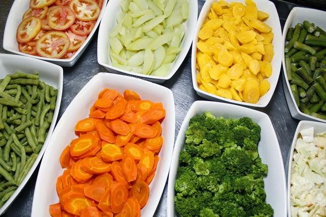 A pesquisa avaliou a alimentação das mulheres por meio de padrões alimentares. Foto: Marcos Santos / USP Imagens