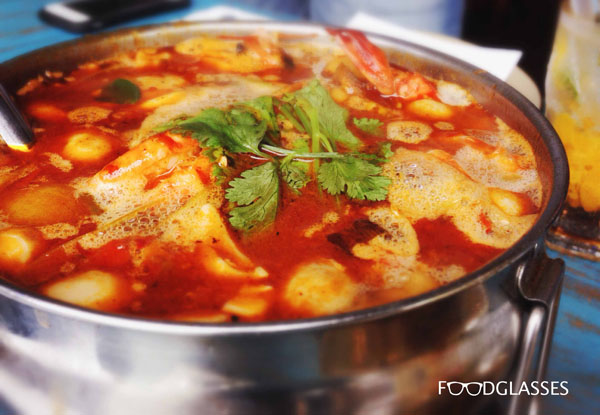 Tom Yam Talay Thai Alley