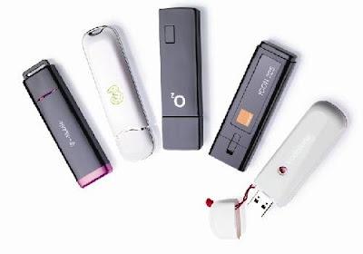 Modem CDMA Dan GSM