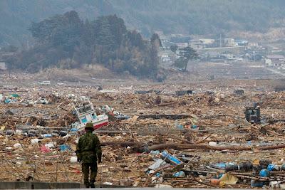 ESTUDIO REVELA PORQUE EL TERREMOTO DE 2011 EN JAPON FUE VIOLENTO Y DEVASTADOR