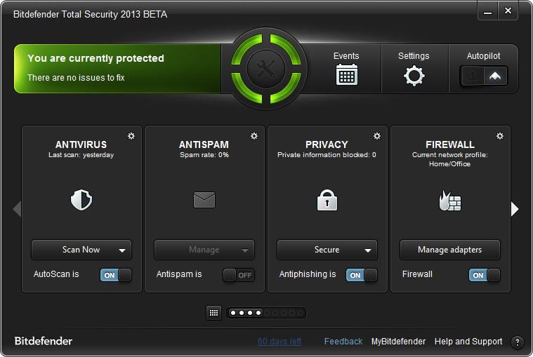 Bitdefender Total Security License Key Full Free