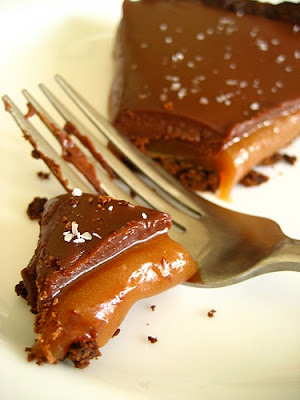 Chocolate Caramel Tart | Cook'n is Fun - Food Recipes, Dessert ...