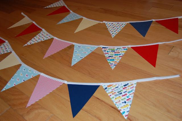 DIY: Bunting Banner