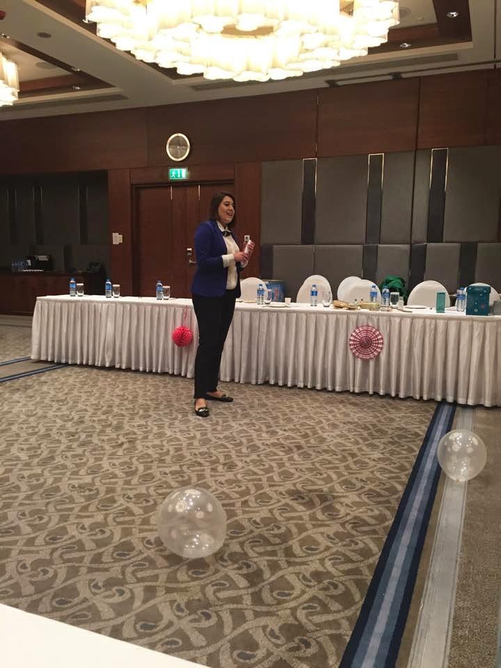 sponsor shop ville 8 mart hilton hotel bloggerlar buluşması