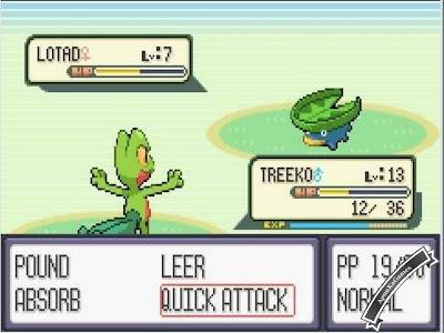Pokemon Game Screenshots