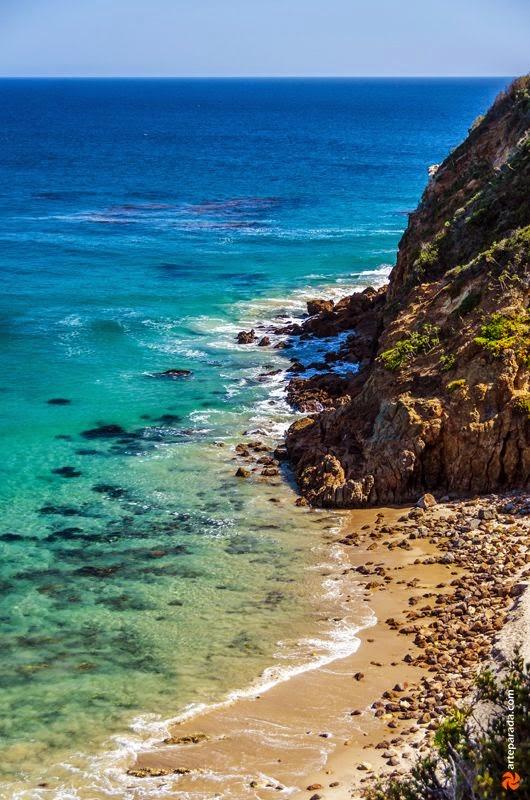 Pirate S Cove Beach Malibu Ca