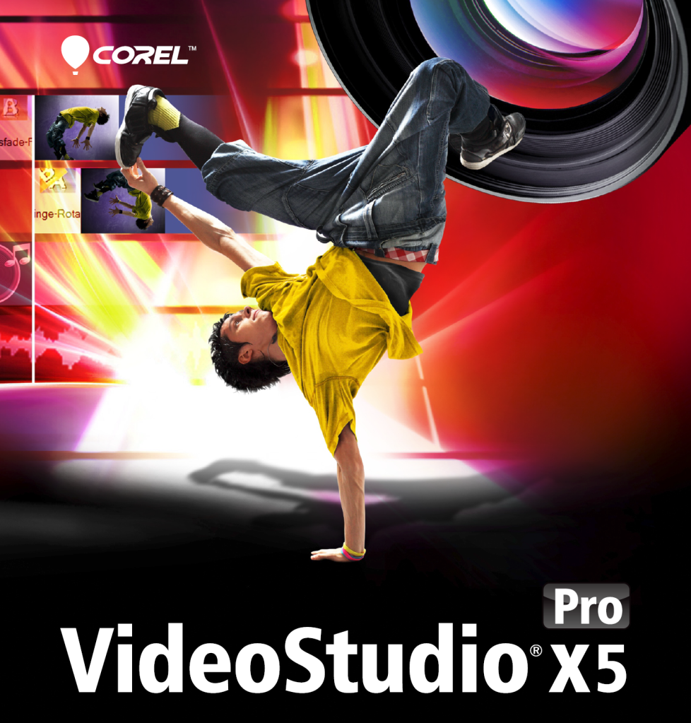 Download Corel VideoStudio pro x5 FULL VERSION FREE
