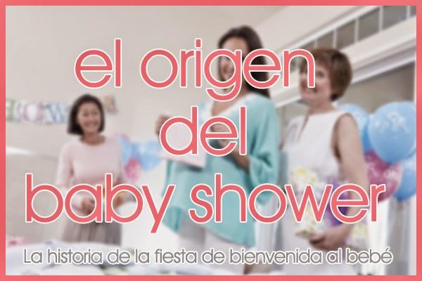 El origen del baby shower de donde viene esta fiesta i love baby el origen del baby shower de donde viene esta fiesta altavistaventures Choice Image