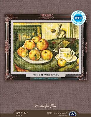 RTO, Натюрморт с яблоками