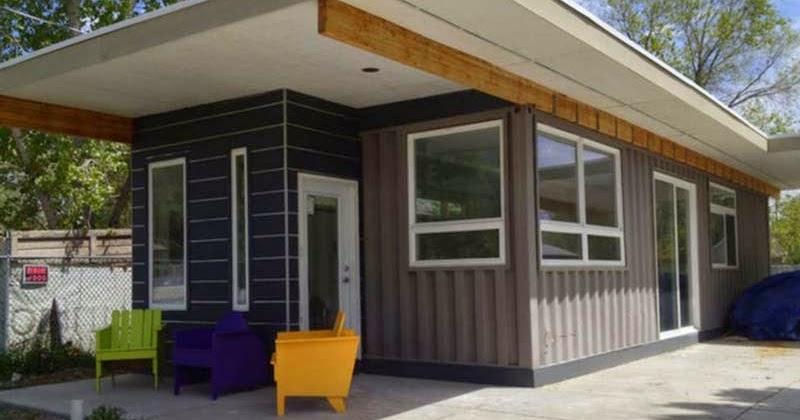 Casas ecologicas 10 ventajas de vivir en un contenedor de env o reciclado - Vivir en un contenedor ...