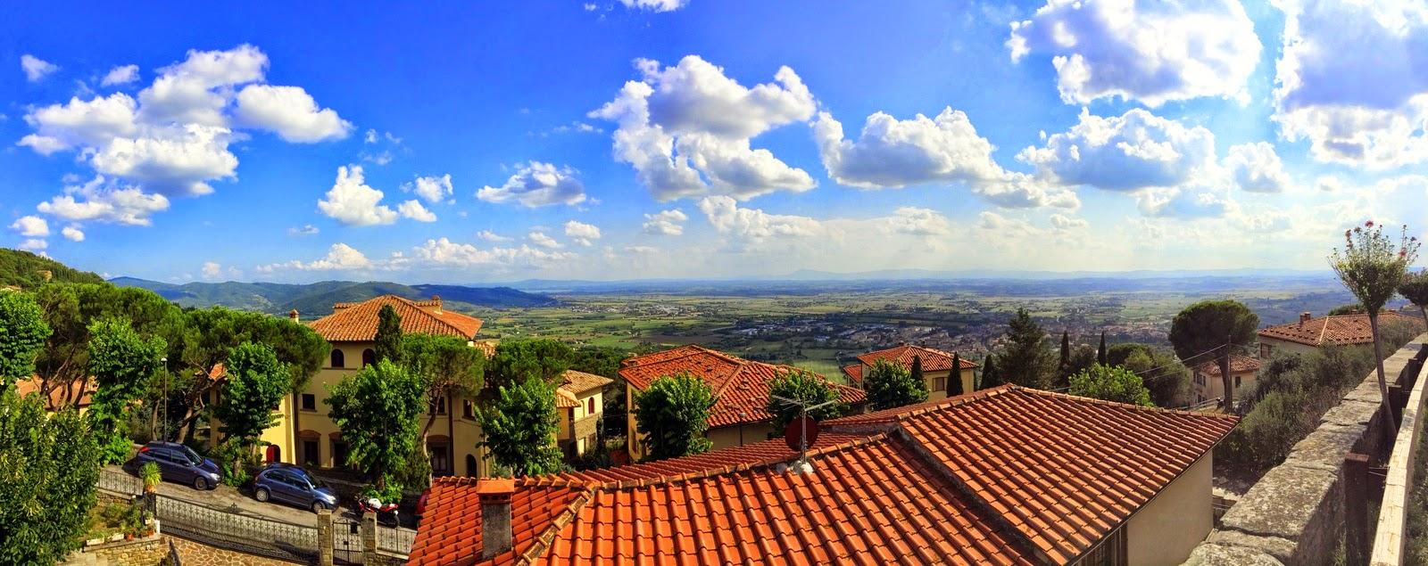 cycling tuscany cortona