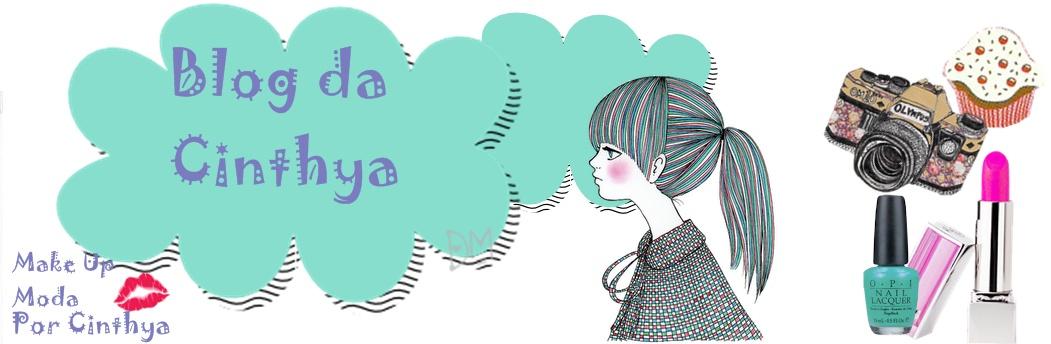 Blog da Cinthya