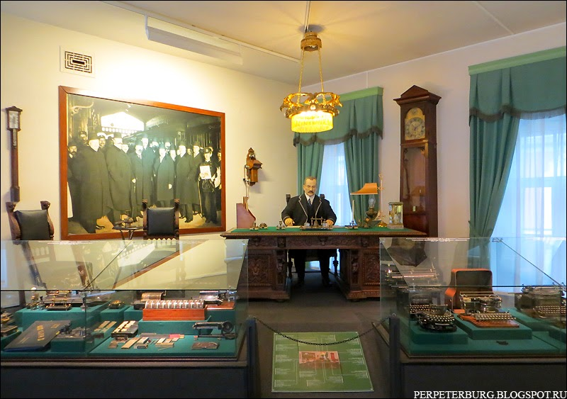 Музей История Петербурга-Петрограда рубеж веков фото