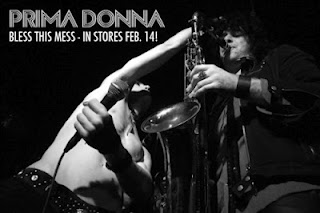 Prima Donna - 'Bless This Mess' CD Review (Acetate Records)