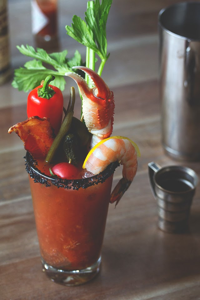 delicious drink recipes the ultimate bloody mary recipe. Black Bedroom Furniture Sets. Home Design Ideas