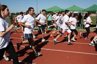 Corrida Competitiva, Todo Competidos, Senior y Funcionarios  6K