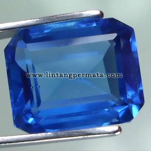 Batu Permata Blue Obsidian - 020