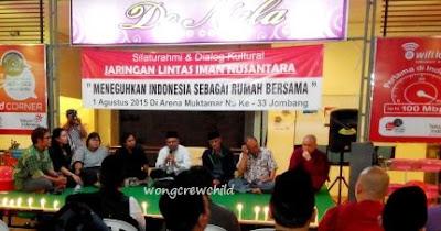 dialog lintas agama di jombang