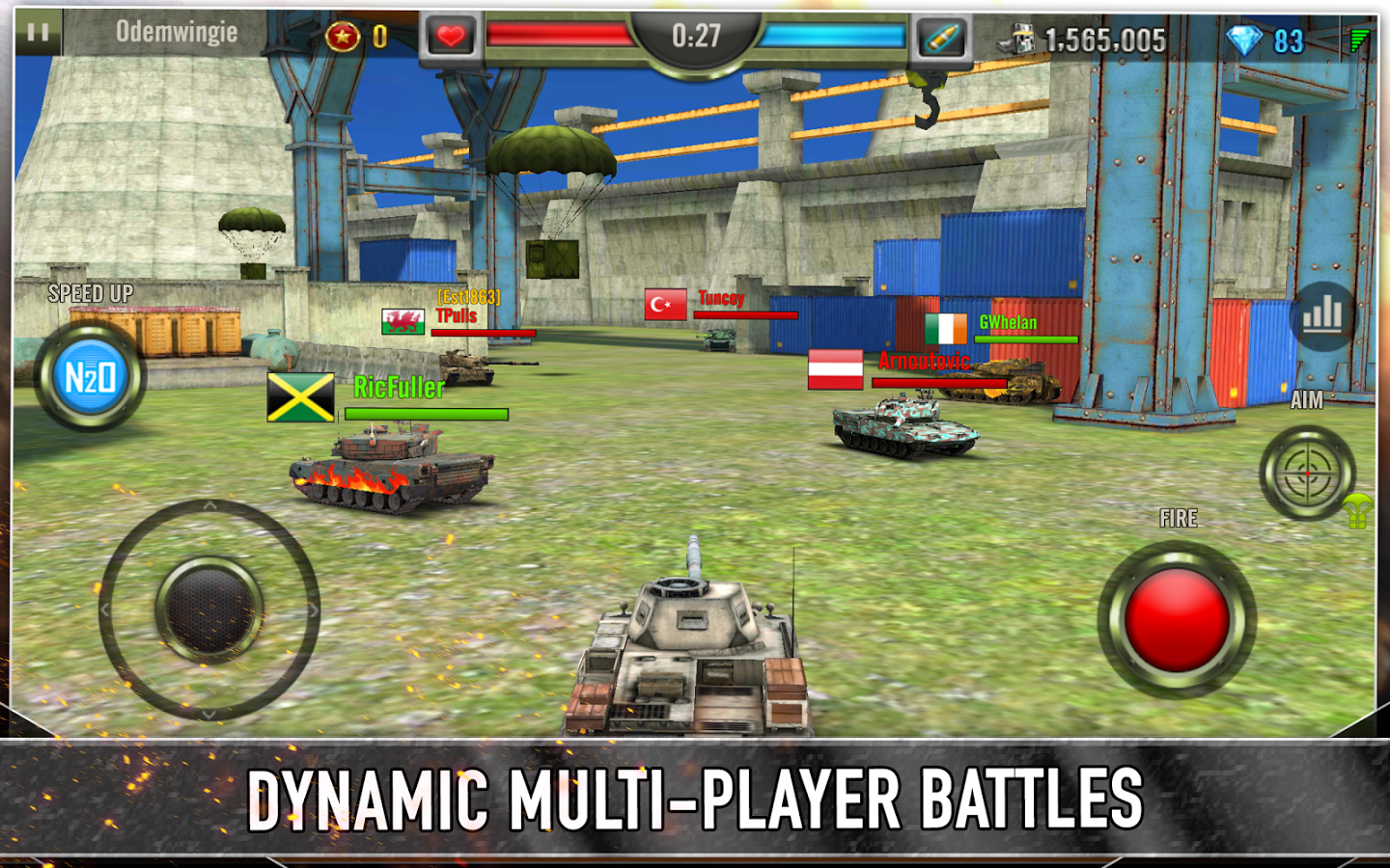 Download Iron Force Free
