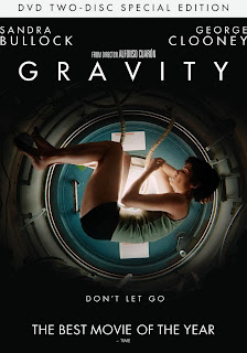 gravity 2013 sandra bullock dvd