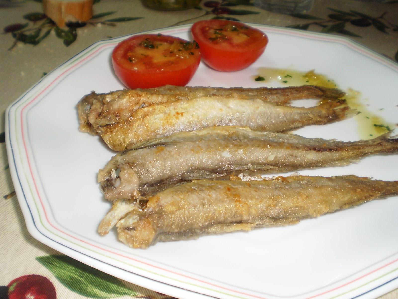 Cocina sin tonterias bacaladillas fritas for Comidas sin cocinar