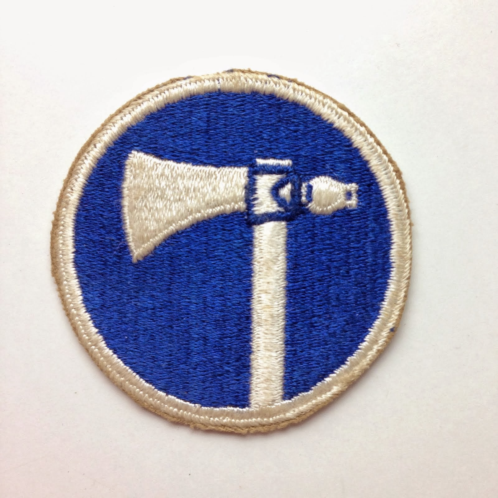 XIX Corps Insignia Patch
