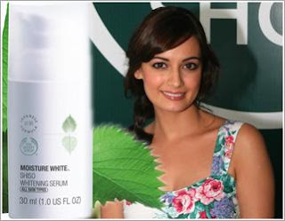 Dia Mirza is brand ambassador for The Body Shop