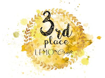 Третье место в ТОП Lemoncraft!