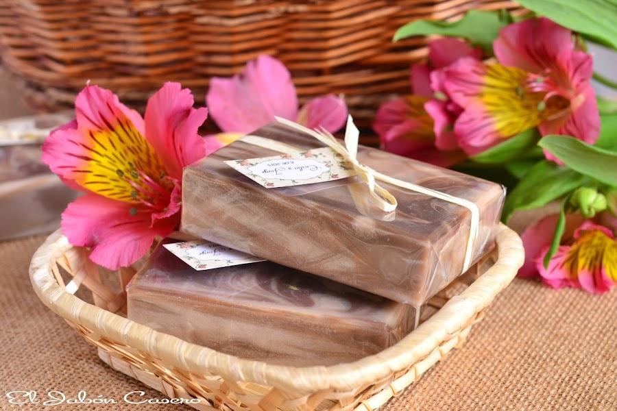 detalles de boda jabones de chocolate