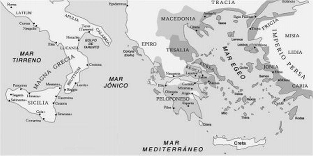 Maestro de Sociales: Historia del Arte Tema 3 Grecia Introducción