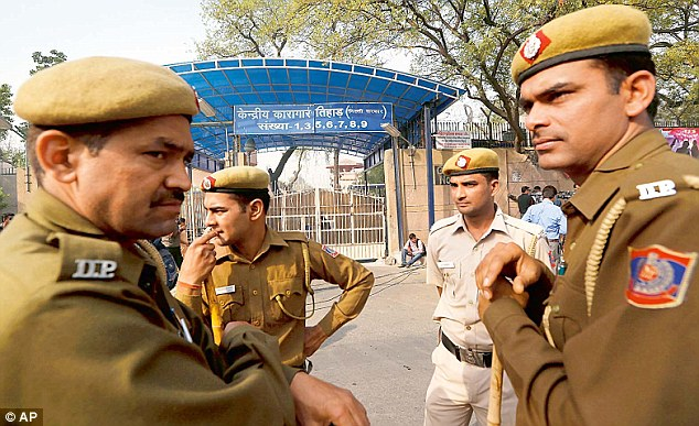 Tihar Jail: Prisoner Killed by Four Other Inmates