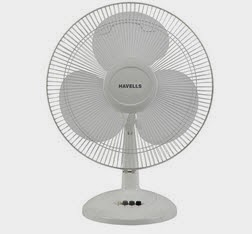 Buy Havells Swing LX 400mm Table Fan for Rs. 1434 only at pepperfry