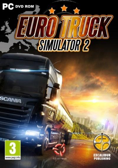 Euro Truck Simulator 2 (v.1.4.1/PC/Information/Features)