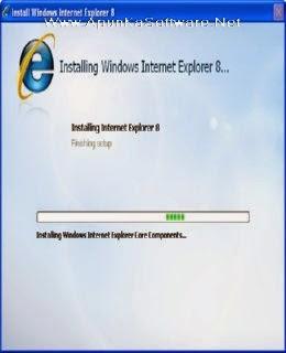 internet explorer 8 for xp download