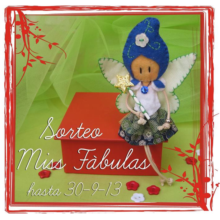 SORTEO EN MISS FABULAS