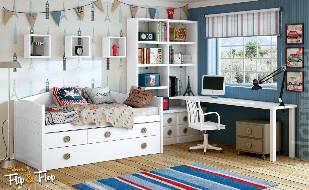 Camas compactas juveniles ikea for Muebles de dormitorio infantil