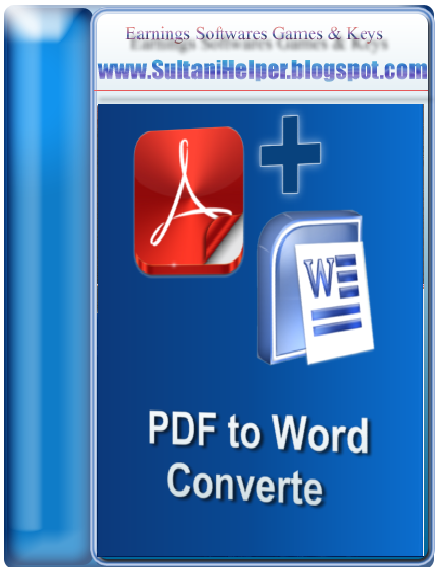 pdf to word converter free download with serial key