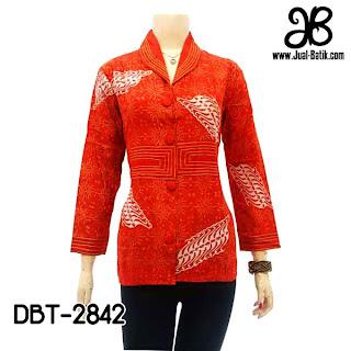 Blouse Batik Wanita DBT-2842