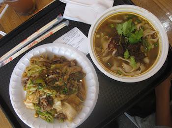 Xi' an Noodles