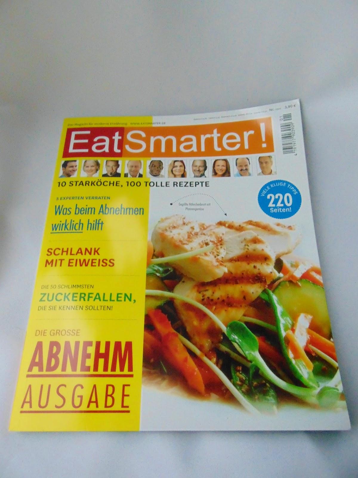 Eat Smarter Zeitschrift - www.annitschkasblog.de