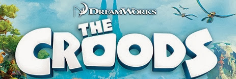 The Croods #Giveaway