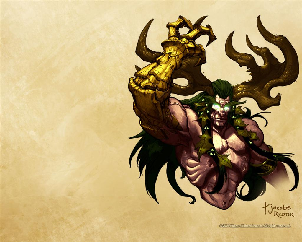 World of Warcraft HD & Widescreen Wallpaper 0.454717984072527