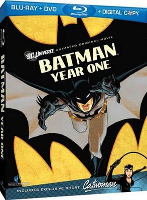 Batman: Year One (2011) Blu Ray Rip 400 MB, batman year one, batman dvd cover, blu ray dvd cover