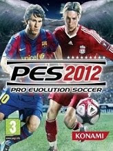 Pro Evolution Soccer 2012 para Celular