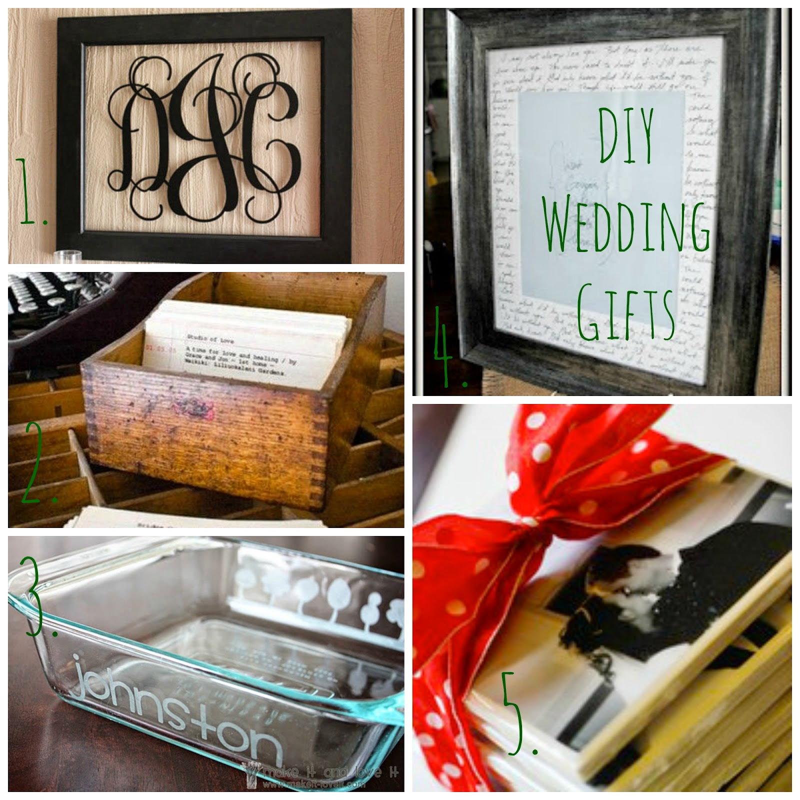 Diy Wedding Gifts For CouplePhotos and HD Pictures
