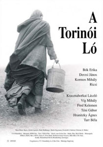 Poster original de The Turin Horse
